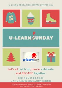 Christmas Show - U-Learn Funday @ U-Learn Education Centre
